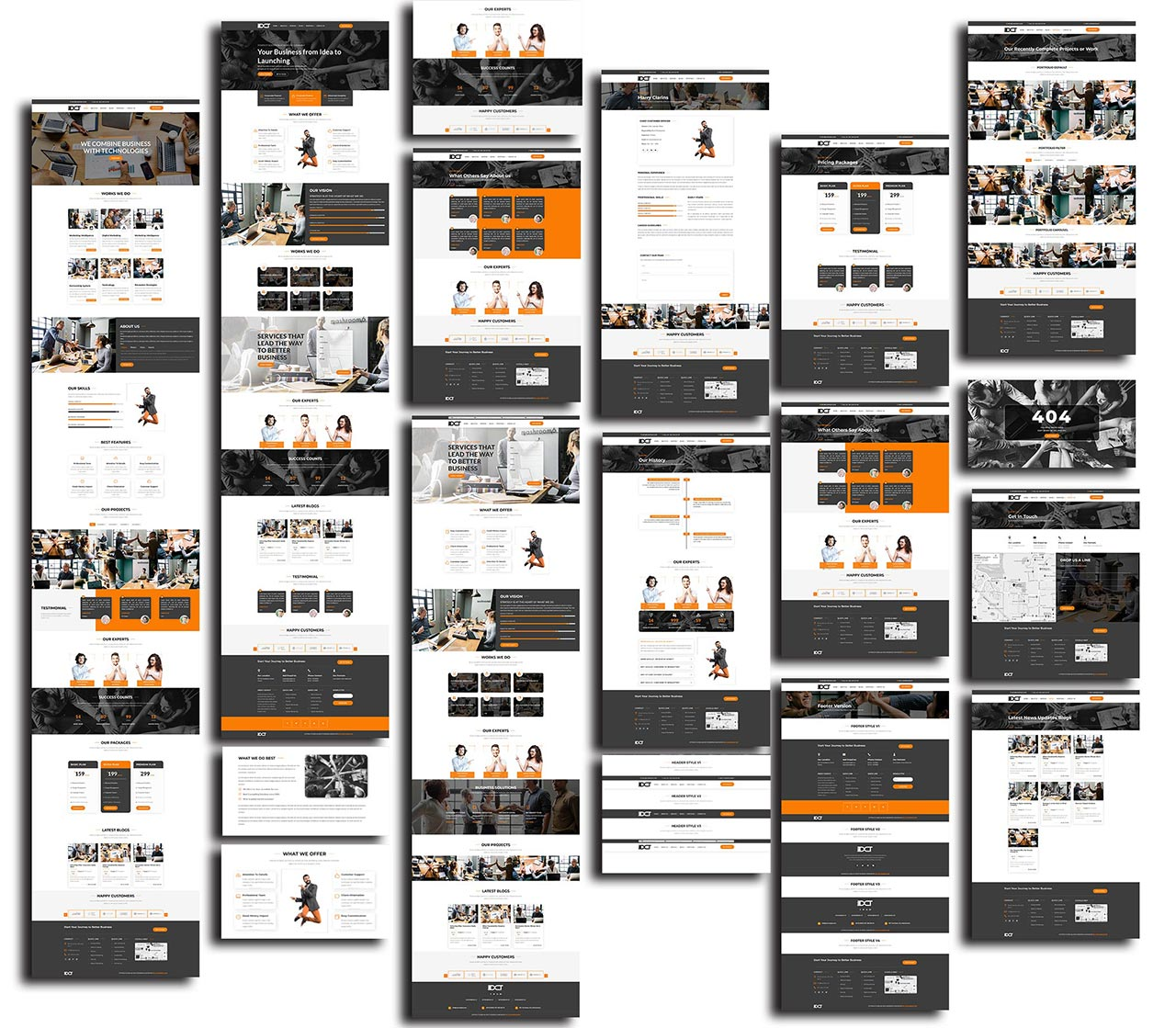 Best Digital Agency Divi Theme