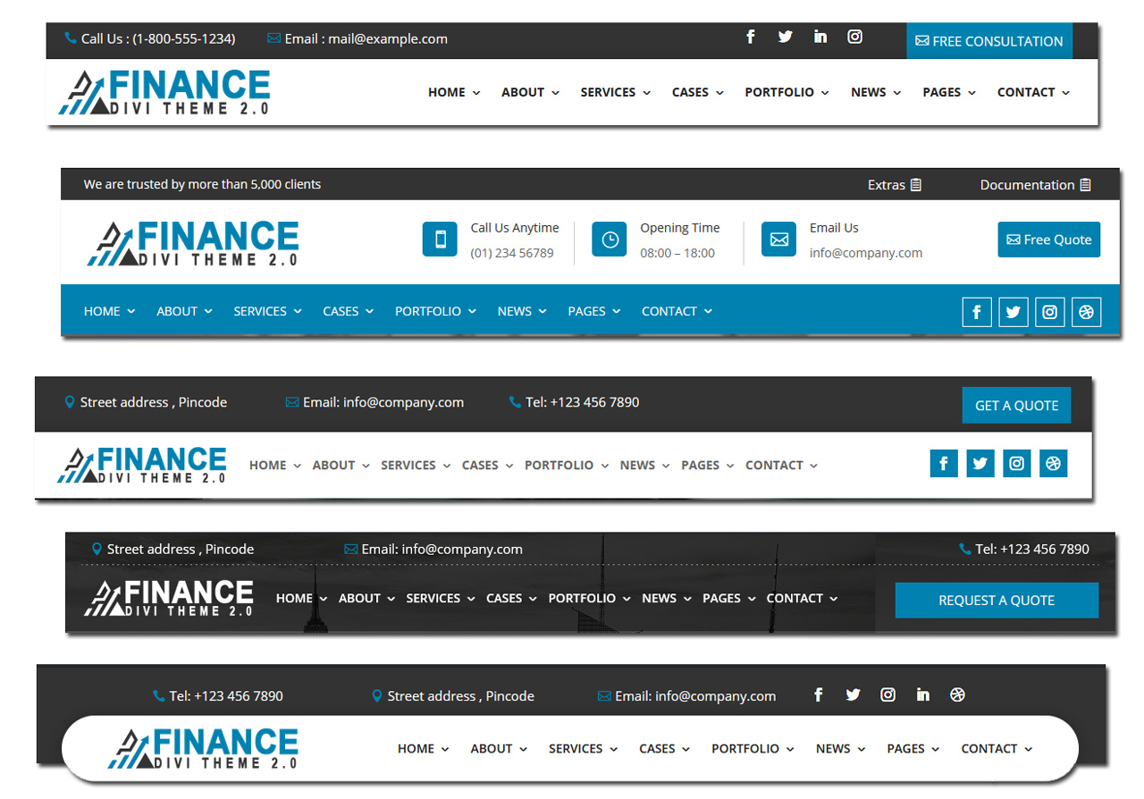 divi-finance-theme-header